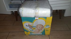Pampers diapers for Sale in Yonkers, NY