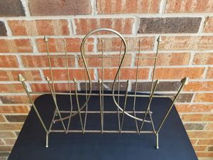 Vtg Arrow Magazine / Record / Towel Rack for Sale in Fort Worth, TX