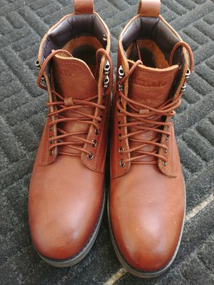 Eastland Men's leather Boots Casual walking work hiking construction boots for Sale in Kent, WA