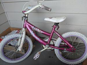 """Girl's bike 16"""" for Sale in Redmond, WA"""