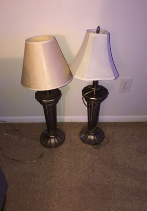 Lamps Gold Color for Sale in Columbus, OH