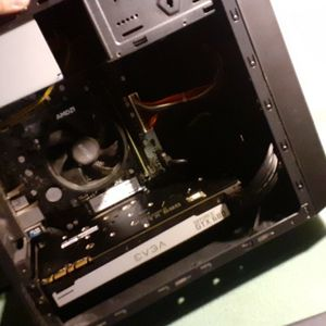Ryzen Gaming Pc Computer GTX Graphics Card for Sale in Fontana, CA