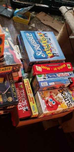 Board games for Sale in Puyallup, WA