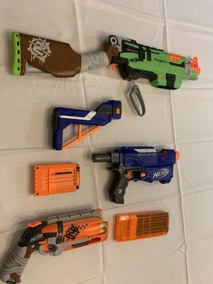 Nerf Guns for Sale in Rowlett, TX
