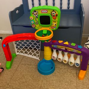 Little Tikes 3 in 1 for Sale in Fresno, CA
