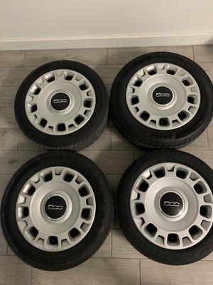 Fiat 500 wheels for Sale in Miami, FL