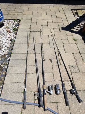 Fishing Poles for Sale in Mokena, IL