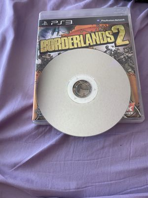 Borderlands 2 blue ray disk for Sale in Santa Maria, CA