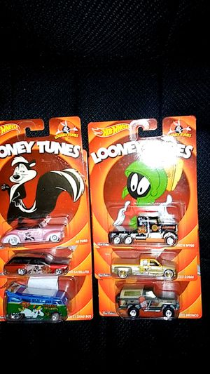 Hot wheels pop culture real riders set of six vhtf matchbox diecast unopened $0 for Sale in La Puente, CA