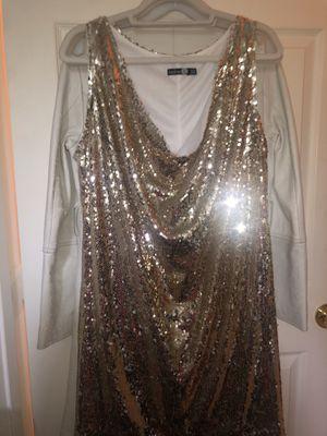Gold sequin Dress for Sale in La Porte, TX