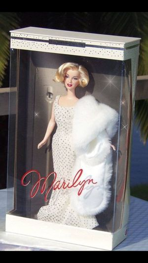 Marilyn Monroe Collector Barbie for Sale in Arlington, TX