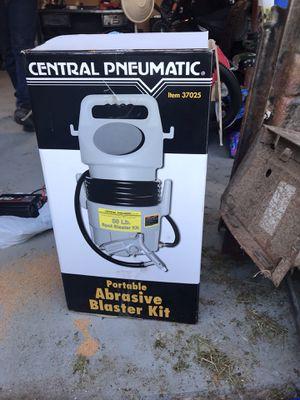 Portable Abrasive Blaster kit for Sale in Manassas, VA