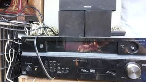 Pioneer audio multi channel receiver SX-218 and speaker surround sound system for Sale in Federal Way, WA