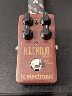 TC electronic mojo mojo overdrive pedal for Sale in Citrus Heights, CA