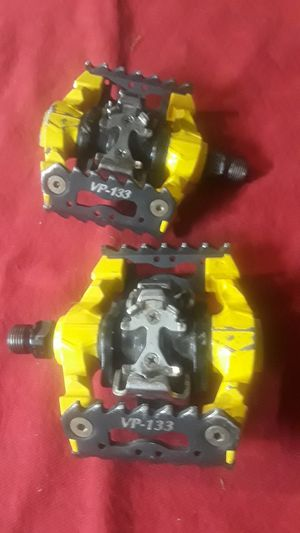 VP Components VP-133 Mountain Bike Pedals for Sale in Joliet, IL