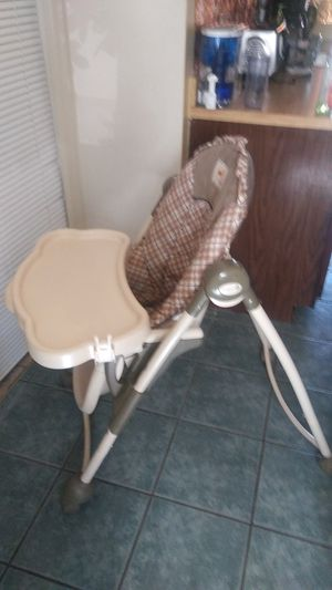 Safety firs High chair for Sale in Manassas, VA
