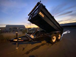 2020 Dump Trailer 8x12x2 for Sale in Bakersfield, CA