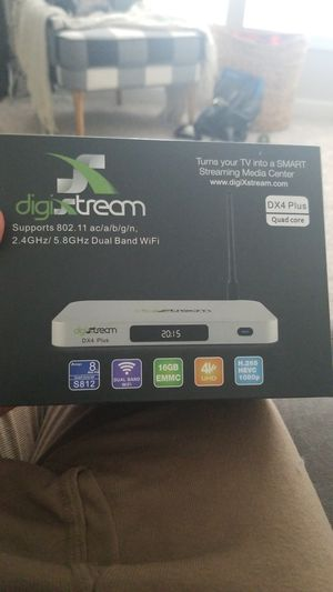 Digixstream DX4 Plus movie and tv streaming for Sale in DAMASCUS, MD
