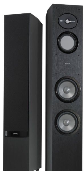 3 Harman Audio Infinity home theater speakers for Sale in Somerville, MA