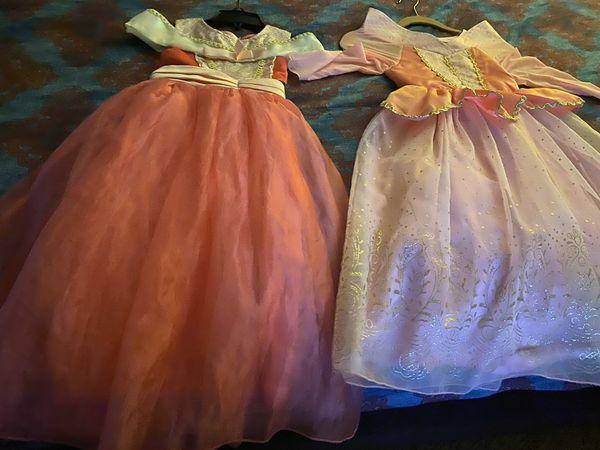 Princess costume kids