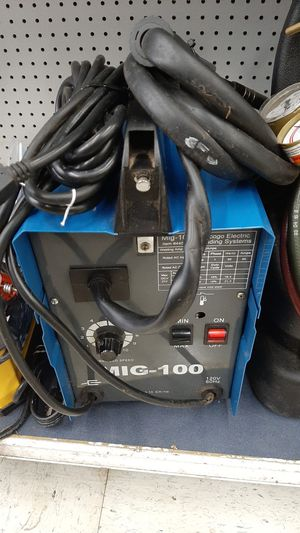 Chicago electric welder for Sale in TX, US