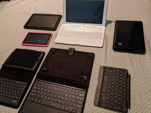 Various tablets, mini laptops, and 2 in one computer for Sale in Hampton, GA
