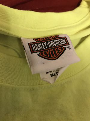 Harley Davidson T shirt for Sale in Springfield, VA