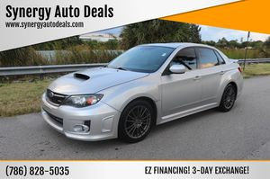 2011 Subaru Impreza Sedan WRX for Sale in Fort Lauderdale, FL