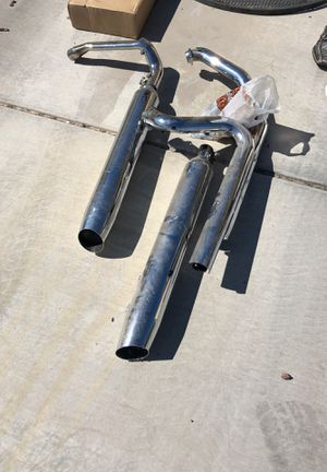 2010 Harley Davidson pipes with hardware for Sale in North Las Vegas, NV