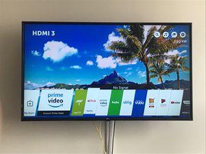 55in LGWebOS smart tv for Sale in Dallas, TX