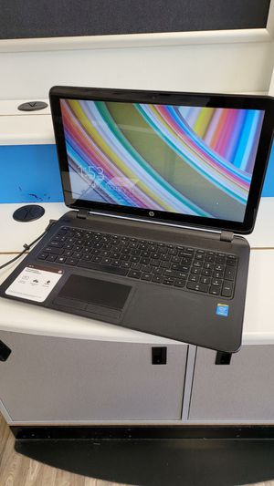 HP 15 Notebook PC (Core i3/4GB Ram/512GB) for Sale in Everett, WA