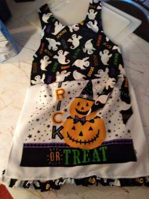 Halloween dish towel dresses for Sale in Evansville, IN