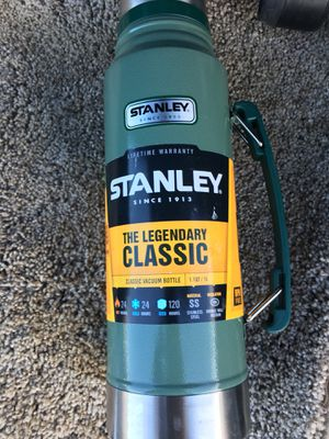 Brand new Stanley thermos. 1 liter 8$ for Sale in Sudley Springs, VA