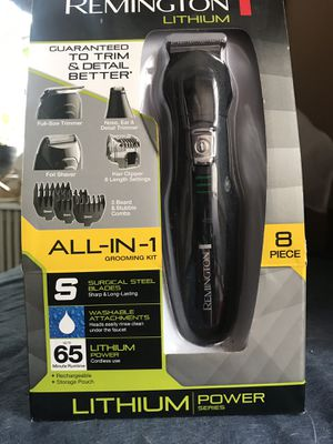 Brand New. Never opened. All-In-One Grooming Kit. for Sale in TN OF TONA, NY