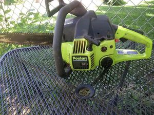 Poulan Chain Saw for Sale in Pataskala, OH