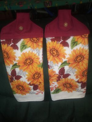 Hanging Harvest Dish Towels for Sale in Montgomery, AL