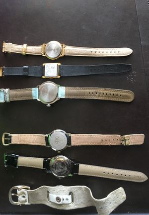 Vintage Walt Disney watches...collected over years... one never worn...5 never worn by me just collected for Sale in Washington, DC