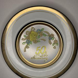50th Anniversary Plate for Sale in Salem, OR