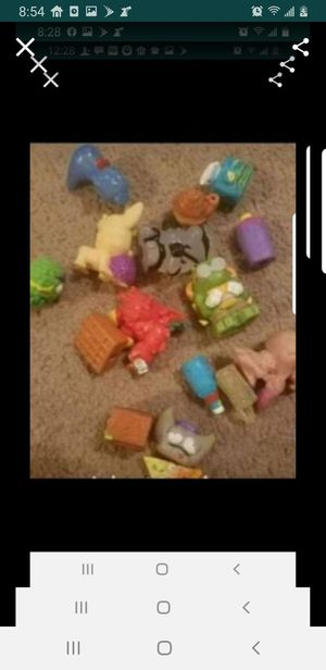 Shopkins grocery squishy toys for Sale in Orlando, FL