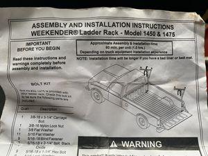 Weekender Ladder rack model 1450 for Sale in Wood Dale, IL