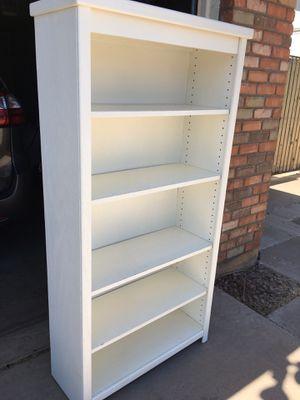 White Oak Bookcase for Sale in Mesa, AZ