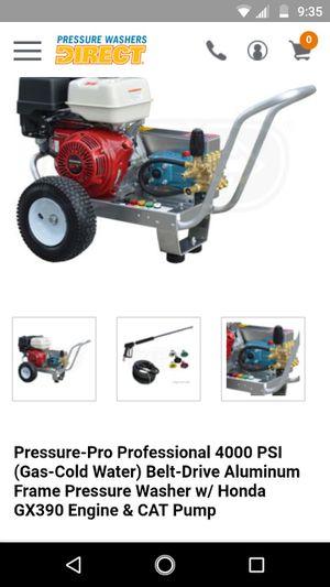 Powerful power washer 4000 for Sale in Abilene, TX