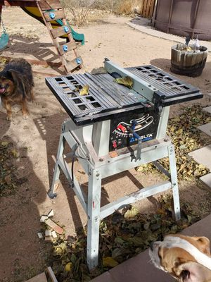 Table saw for Sale in Apple Valley, CA
