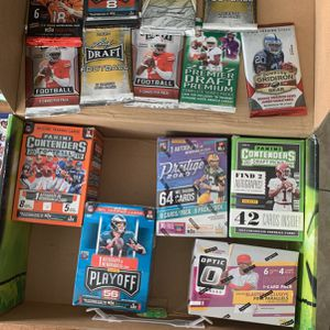 Baseball And Football Cards - New Mint w/ Rookie Cards for Sale in Lake Worth, FL