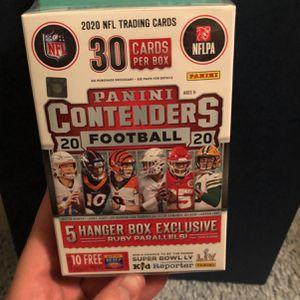 2020 Panini Contenders Football Hanger Box for Sale in Glendale, CA