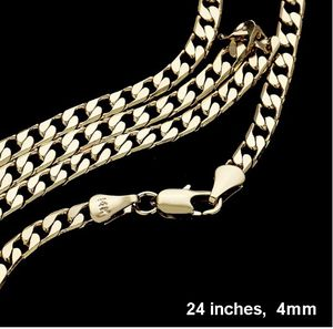 """Gold Plated 24"""" 4mm Chain for Sale in Parkville, MD"""