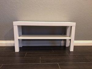 white IKEA tv stand for Sale in Cerritos, CA