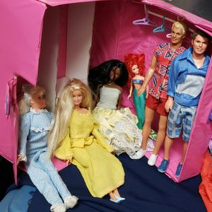 1990's BARBIES, KENS and Little MERMAID for Sale in Palm Bay, FL