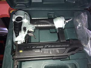 Hitachi 18GA nail gun for Sale in Dallas, TX
