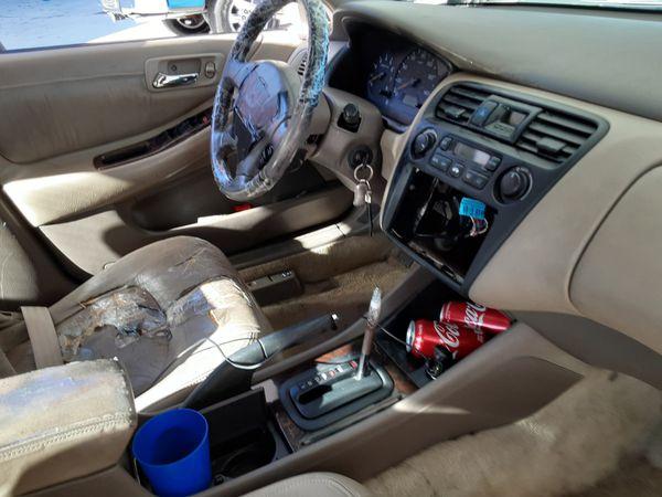 Honda Accord XL